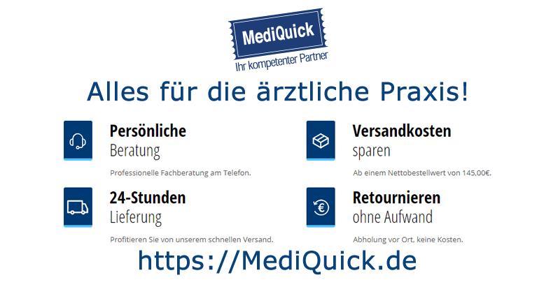 fbad0738c3 MediQuick - Alles für die ärztliche Praxis!
