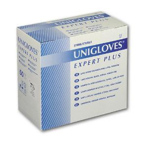 Unigloves Expert Plus Gr.7,5, 50 Paar